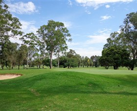 Singleton Golf Club - Accommodation Mt Buller