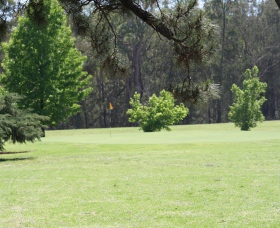 Inverell Golf Club - Accommodation Mt Buller