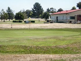 Campbell Town Golf Club - Accommodation Mt Buller