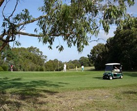 Leongatha Golf Club - Accommodation Mt Buller
