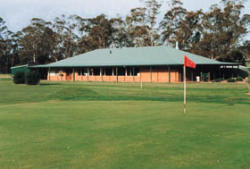 Echunga Golf Club Incorporated - Accommodation Mt Buller