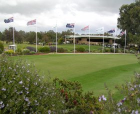 Tocumwal Golf Club - Accommodation Mt Buller