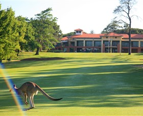 Royal Canberra Golf Club - Accommodation Mt Buller
