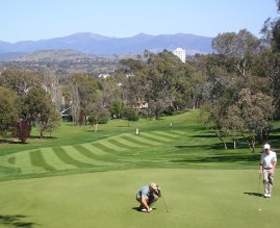Fairbairn Golf Club - Accommodation Mt Buller