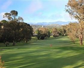 Federal Golf Club - Accommodation Mt Buller