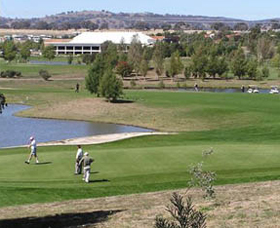 Gungahlin Lakes Golf and Community Club - Accommodation Mt Buller