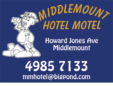 Middlemount Hotel Motel Accommodation - Accommodation Mt Buller