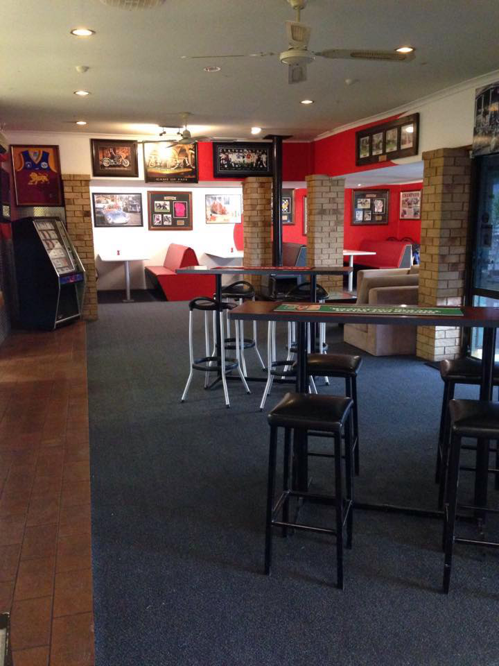 The Back Page Sports Bar  Grill - Accommodation Mt Buller