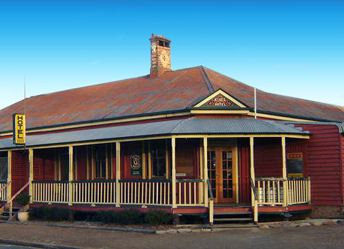 Maidenwell Hotel - Accommodation Mt Buller
