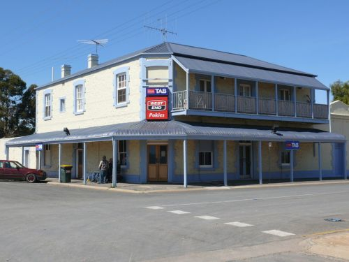 Port Wakefield Hotel - Accommodation Mt Buller