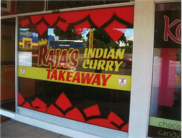 Rajas Curry House