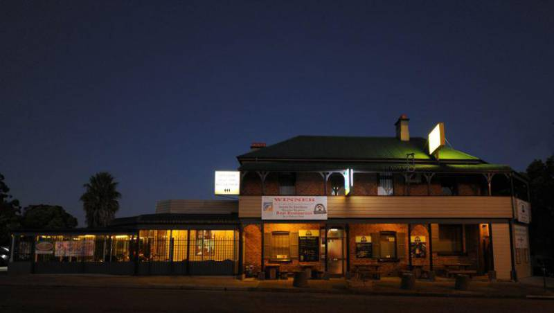Bushrangers Bar  Brasserie - Accommodation Mt Buller