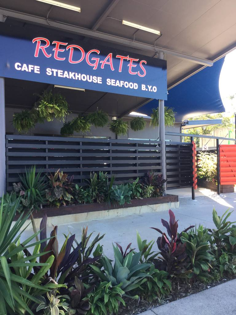 Redgates Caf Steakhouse Seafood - Accommodation Mt Buller