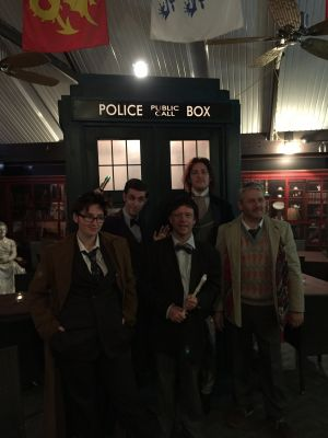 Dr Who Quiz Night - Accommodation Mt Buller