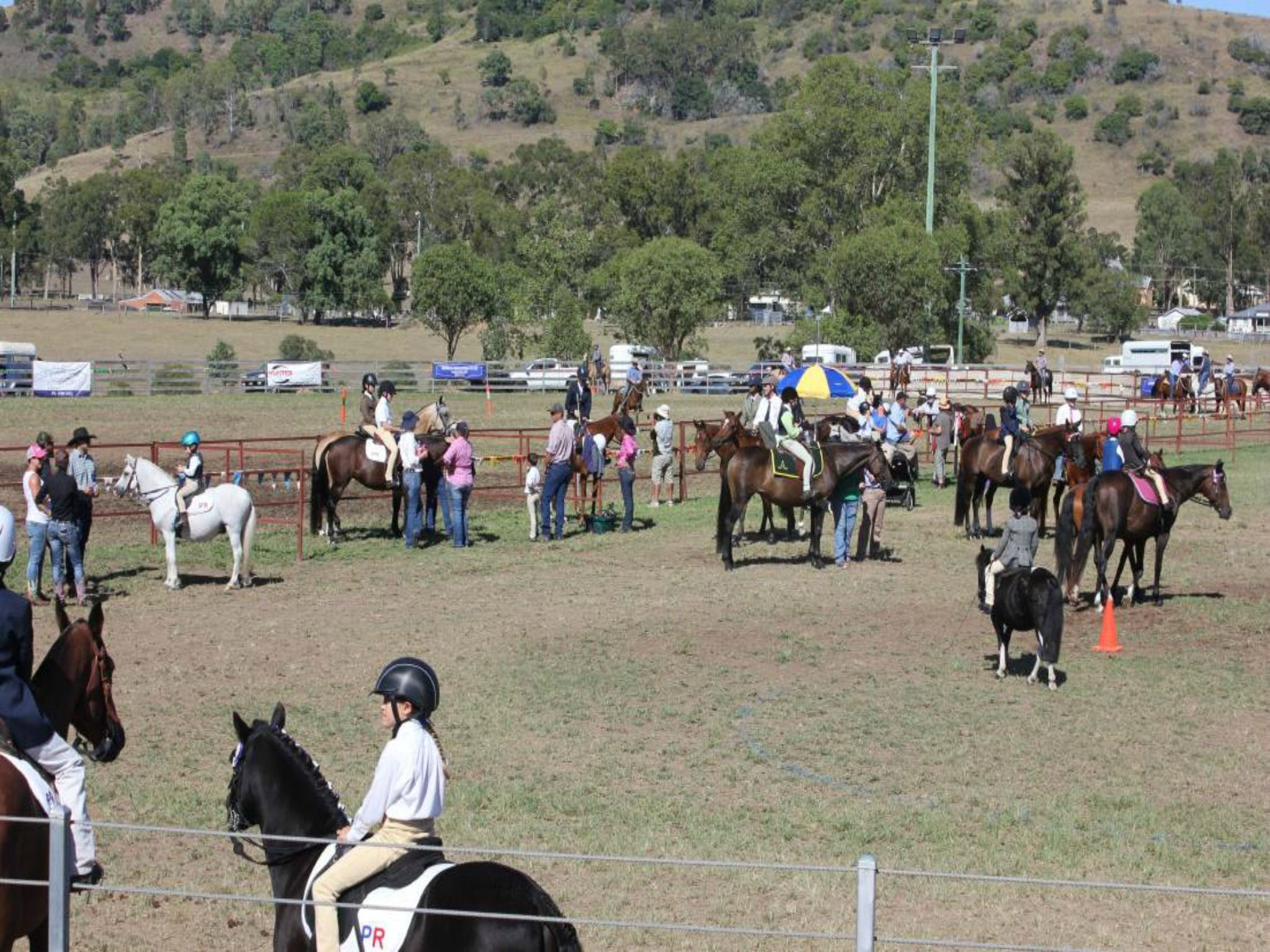 Gresford Agricultural Show - Accommodation Mt Buller