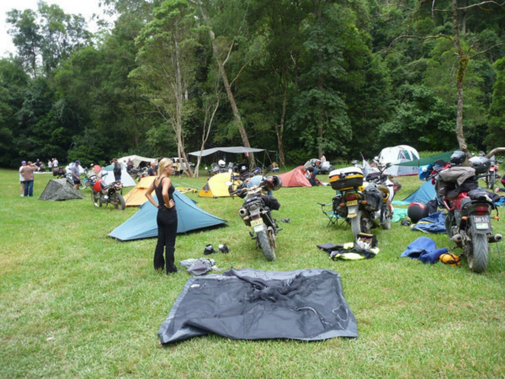 Karuah River Motorcycle Rally - Accommodation Mt Buller