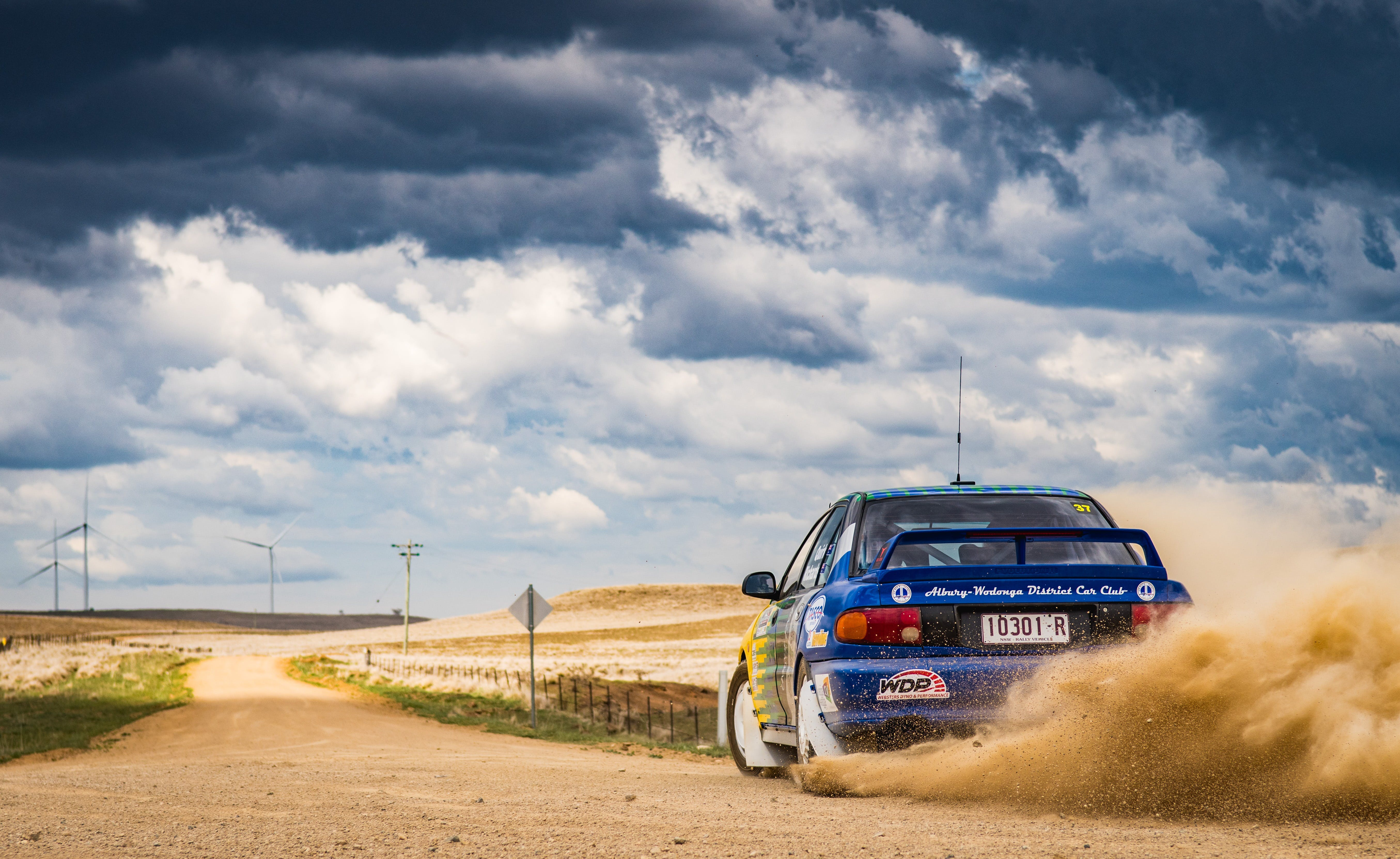 Kosciuszko Automotive Monaro Stages Rally - Accommodation Mt Buller