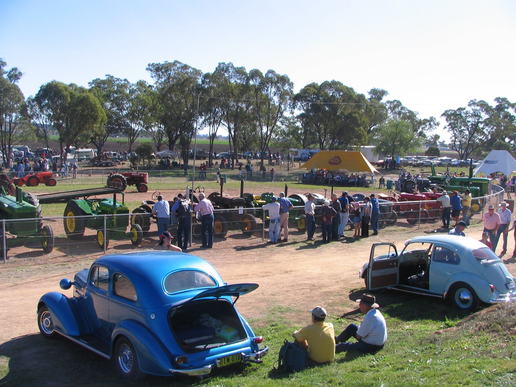 Quirindi Rural Heritage Village - Vintage Machinery and Miniature Railway Rally and Swap Meet - Accommodation Mt Buller