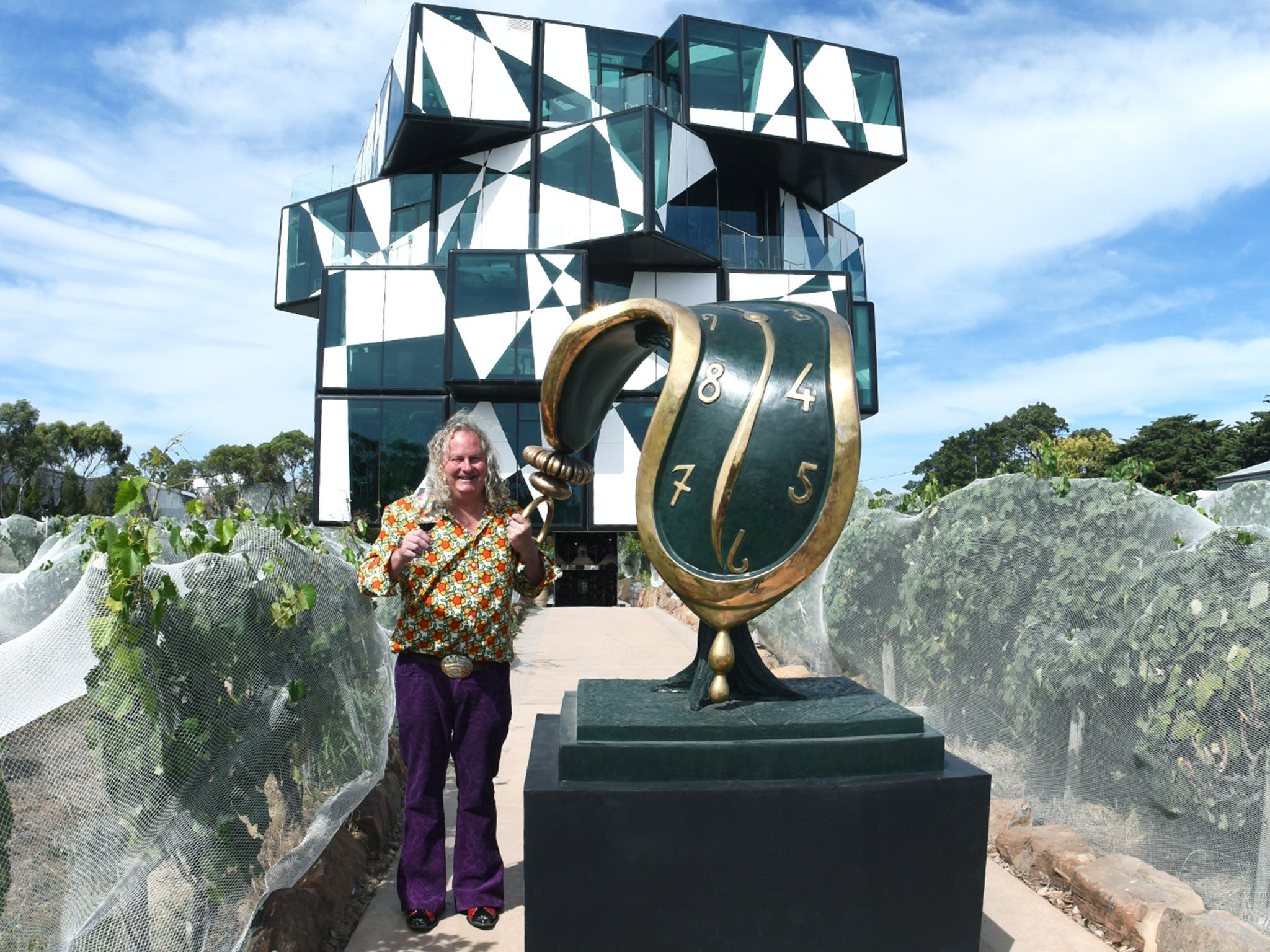 Salvador Dali Sculpture Exhibition - Accommodation Mt Buller