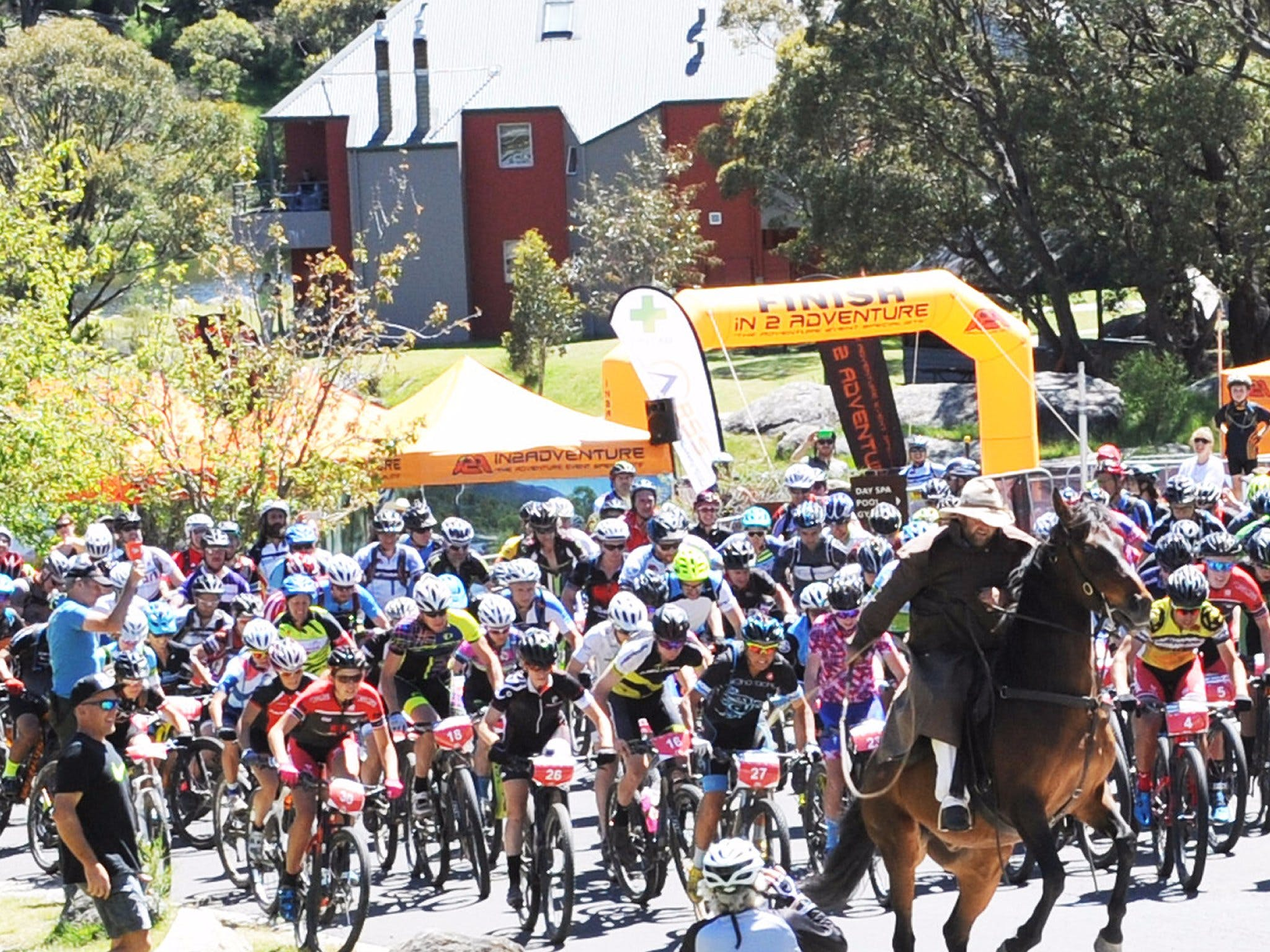 Snowies MTB Festival - Accommodation Mt Buller