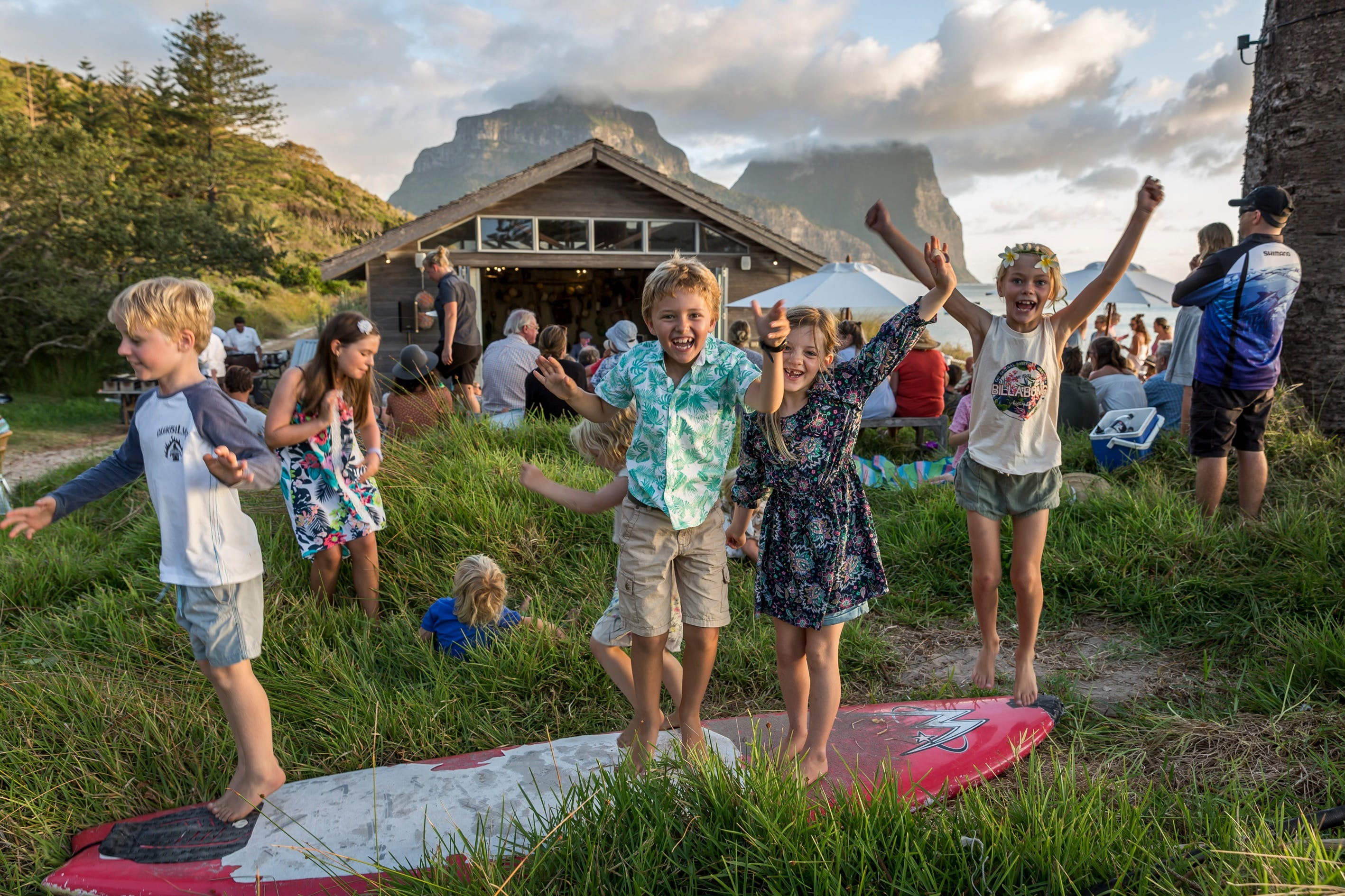 Spring Festival of Lord Howe Island - Accommodation Mt Buller