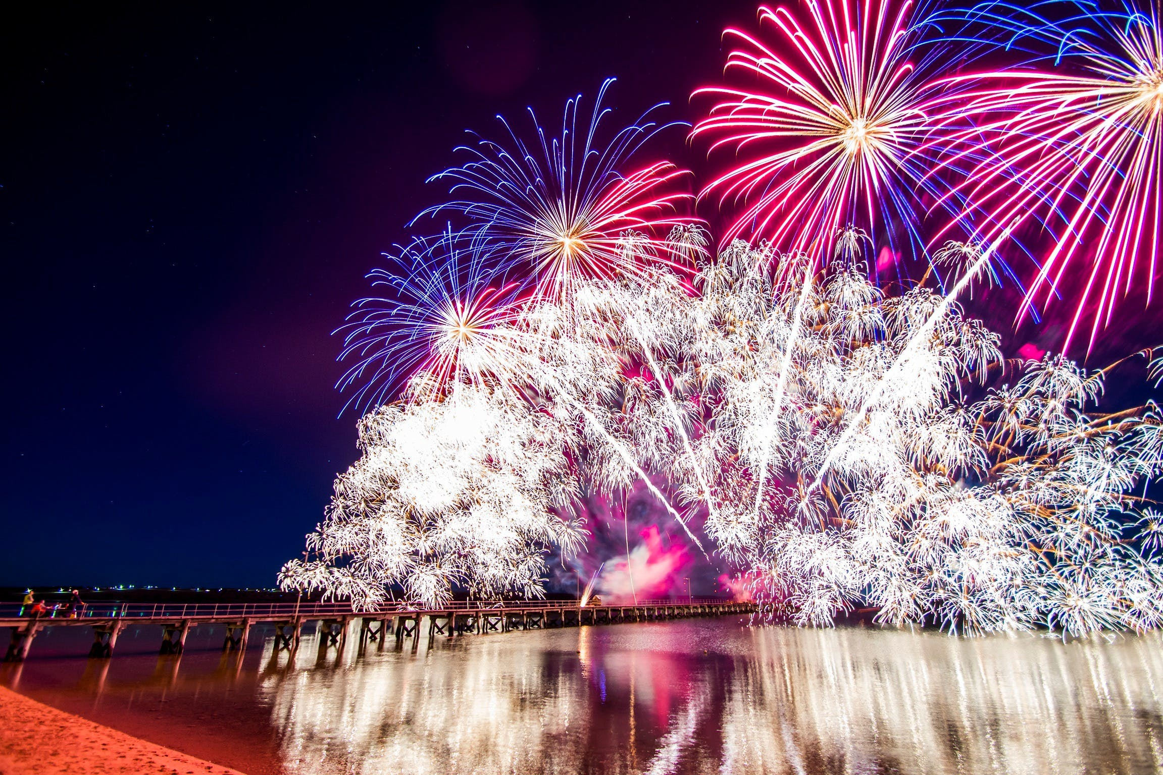 Streaky Bay New Years Eve Children's Festival and Fireworks - Accommodation Mt Buller