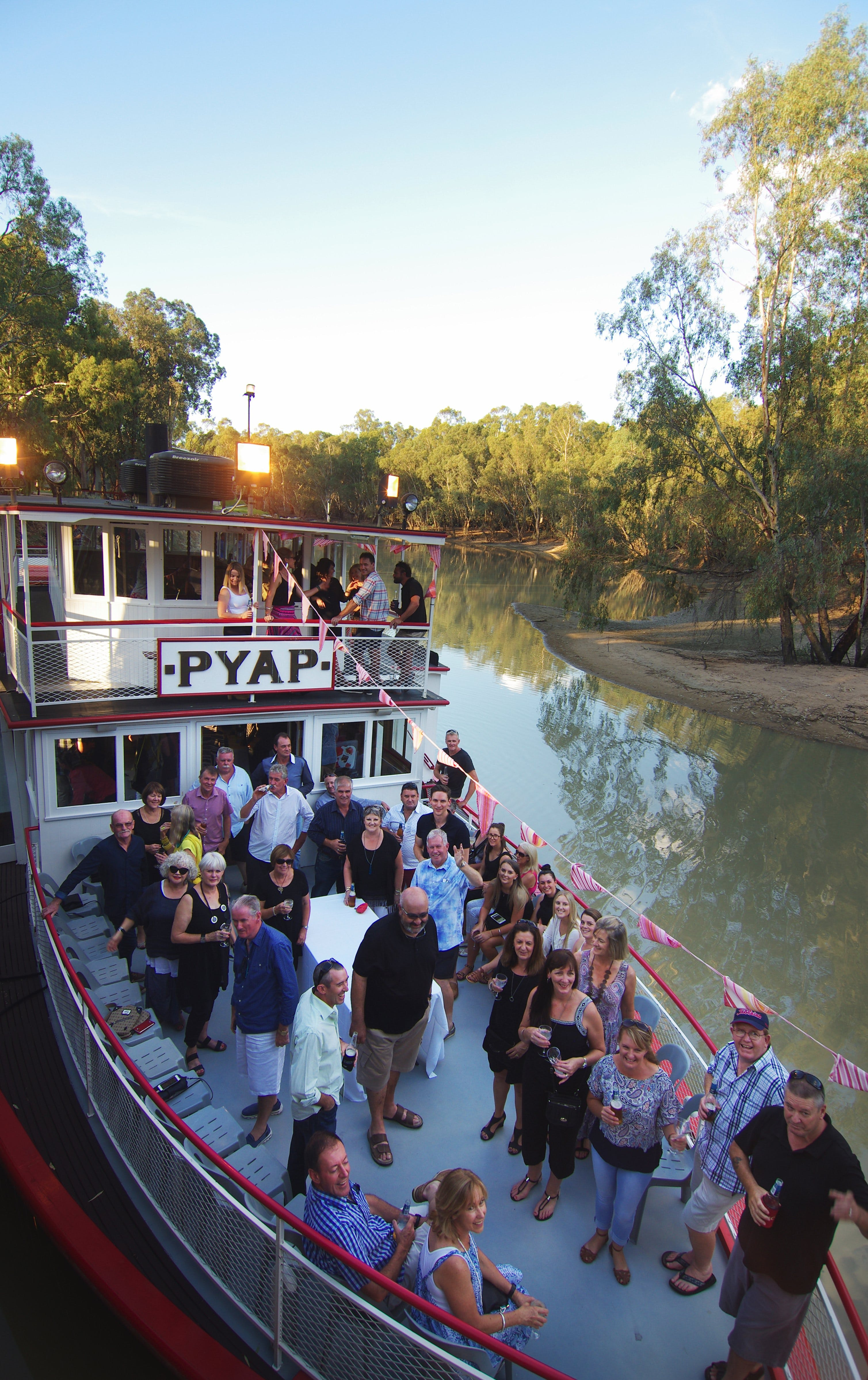 Swan Hill Region Food and Wine Festival Cruise - Accommodation Mt Buller