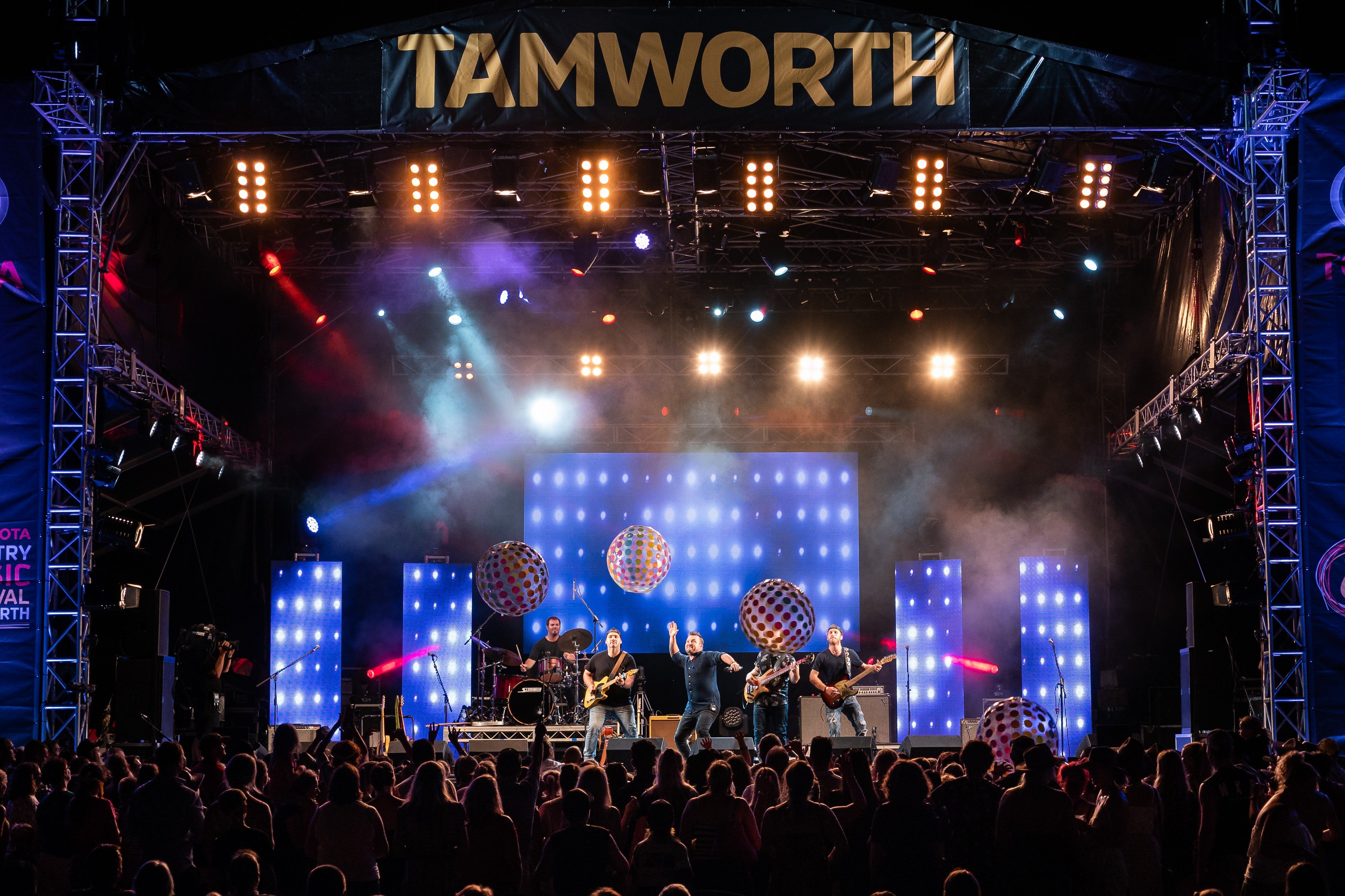 Toyota Country Music Festival Tamworth - Accommodation Mt Buller