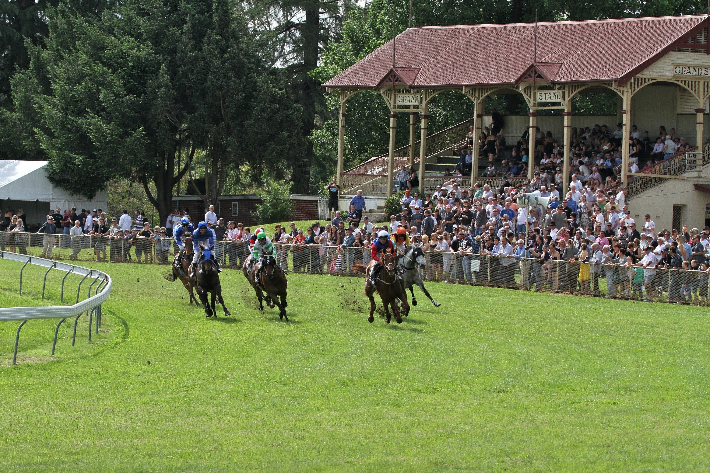 Tumut Derby Day - Accommodation Mt Buller