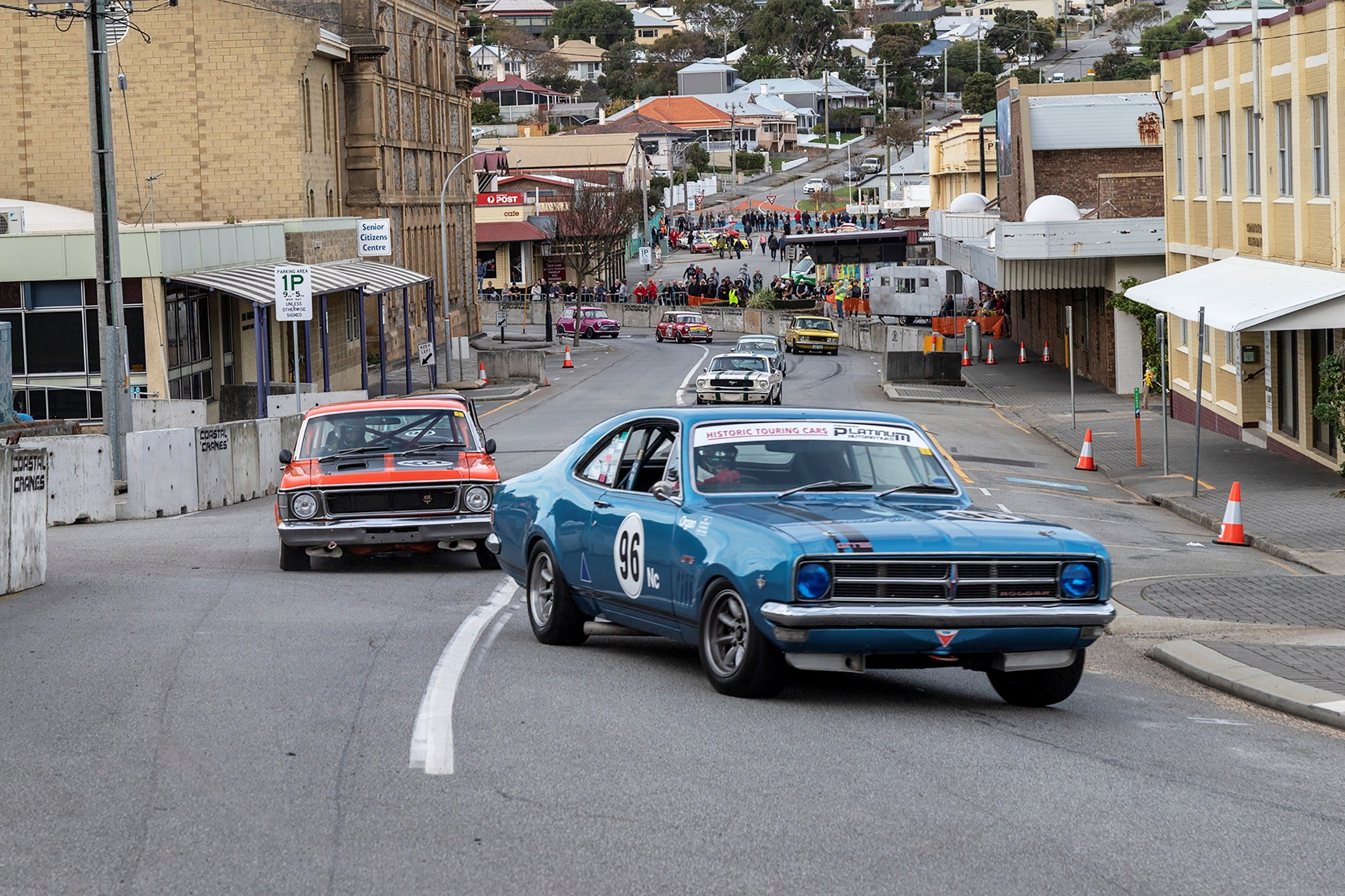 Albany Classic Motor Event - Around the Houses - Accommodation Mt Buller