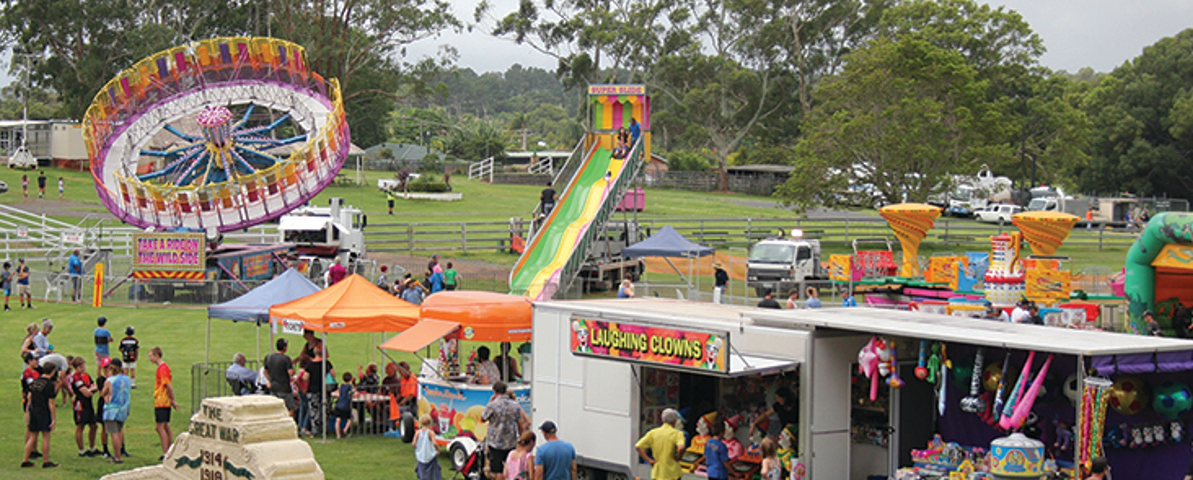 Alstonville Agricultural Society Show - Accommodation Mt Buller