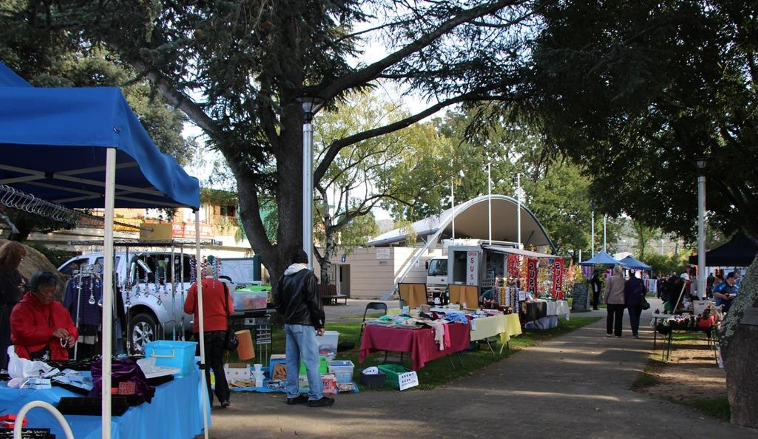 Cooma Rotary Markets - Accommodation Mt Buller