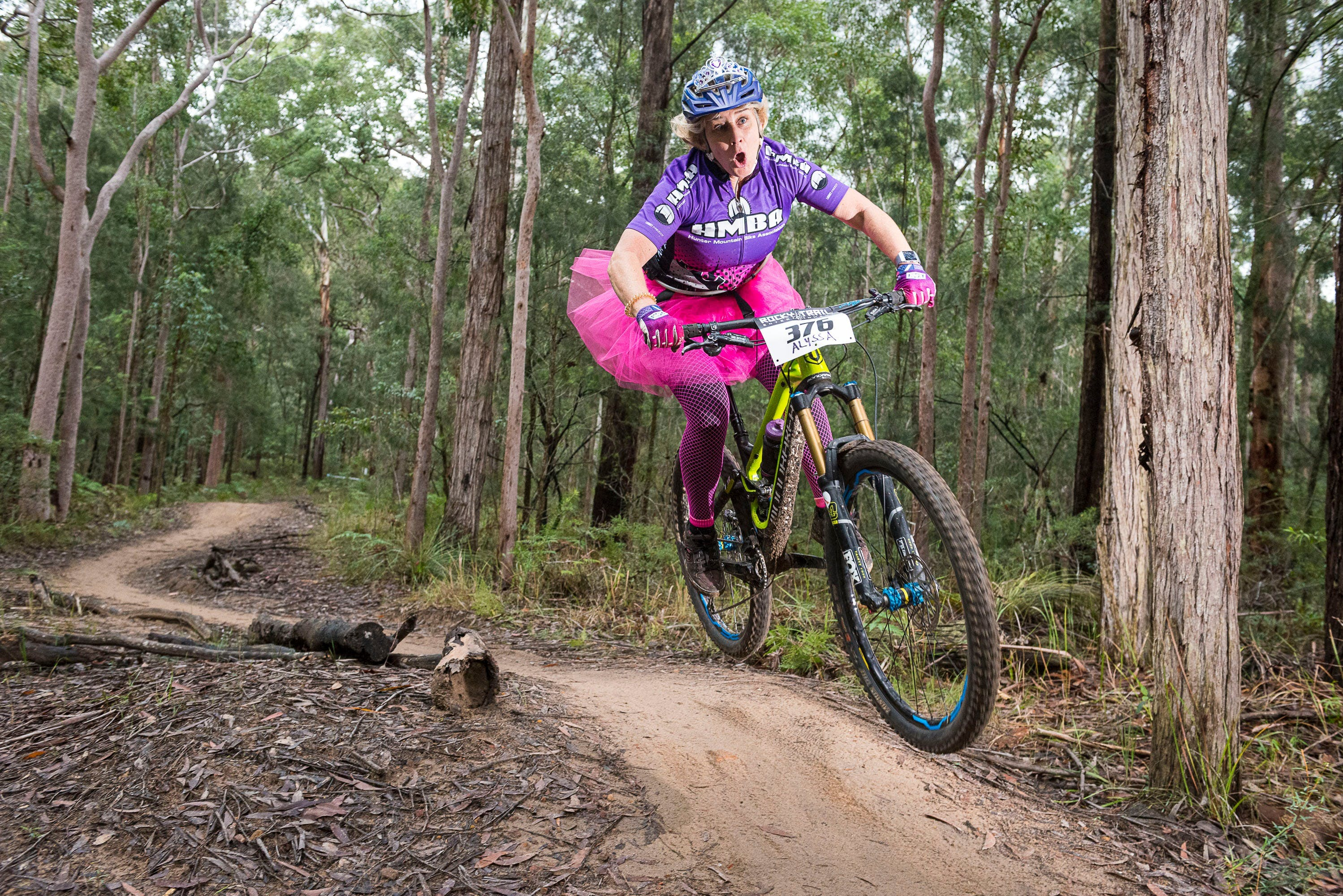 Diamonds in the Dirt Women's Only MTB Event - Accommodation Mt Buller
