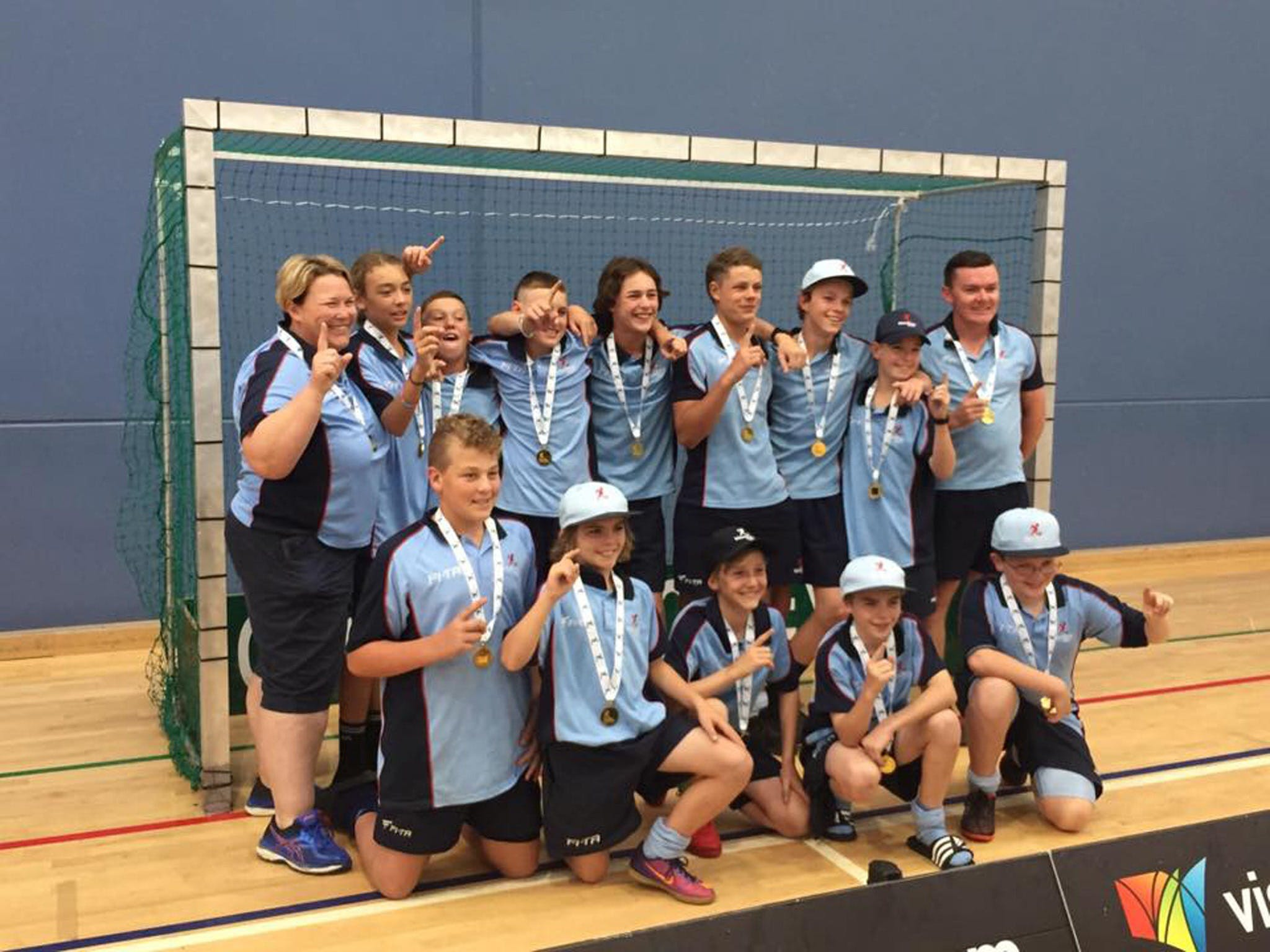 Hockey NSW Indoor State Championship  Under 18 Boys - Accommodation Mt Buller
