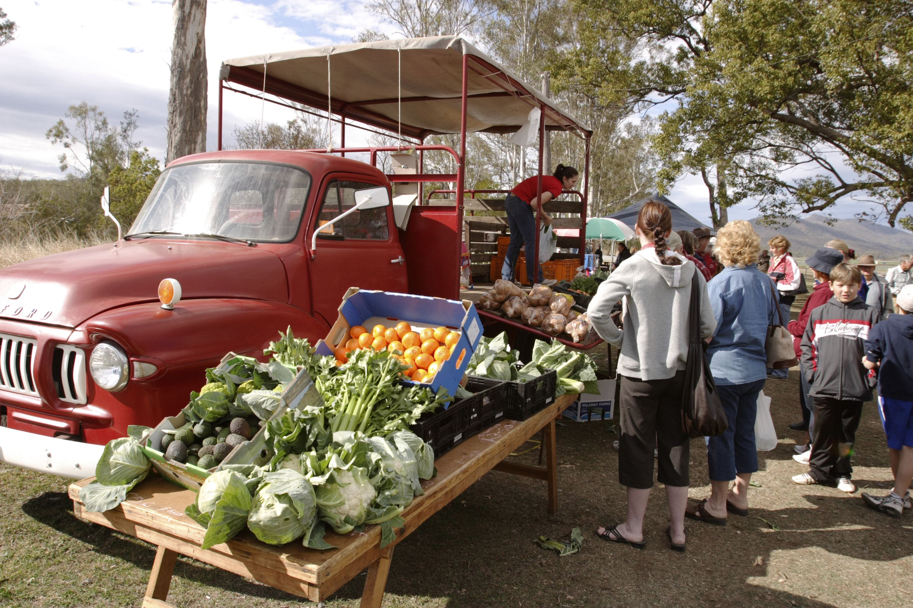 Murphys Creek Markets - Accommodation Mt Buller