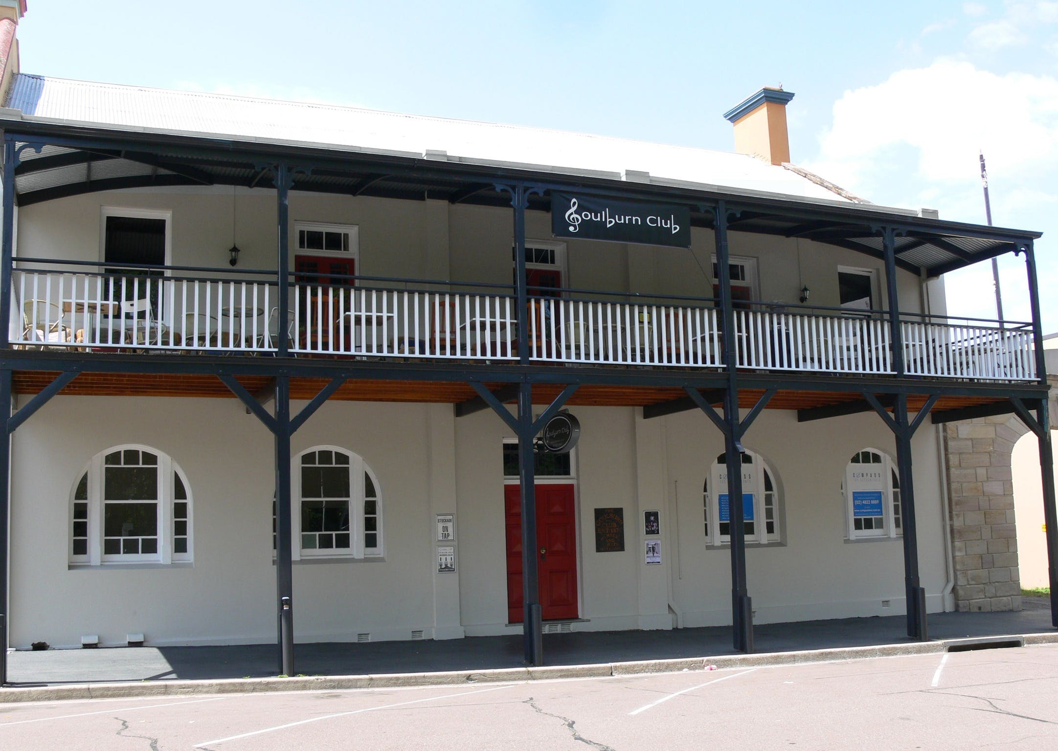 Open Mic Night at the Goulburn Club - Accommodation Mt Buller