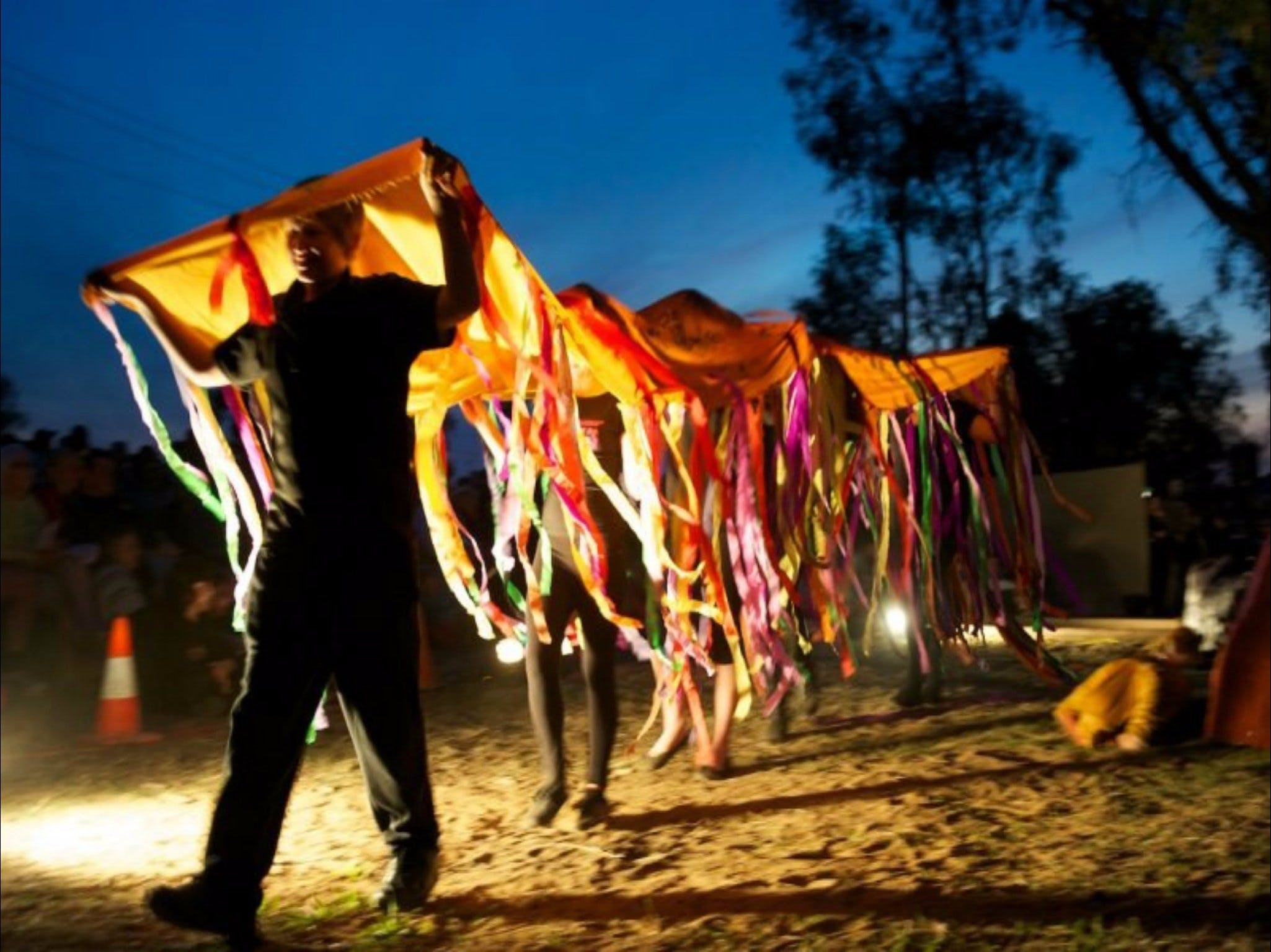 River Arts Festival Forbes - Accommodation Mt Buller