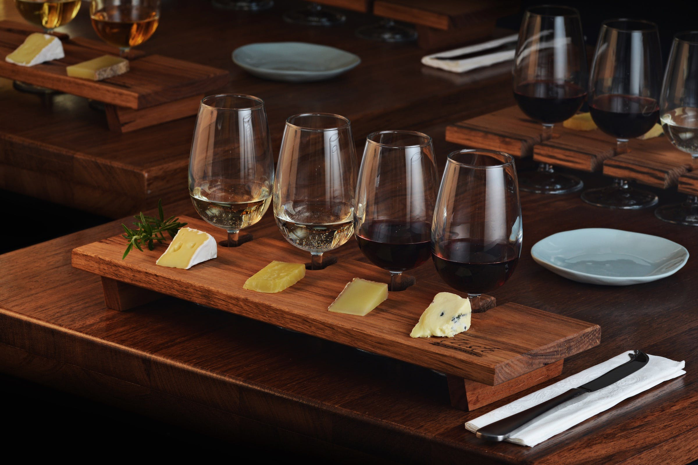 Taste Yarra Valley - Tasting Flights wine and cheese - Accommodation Mt Buller