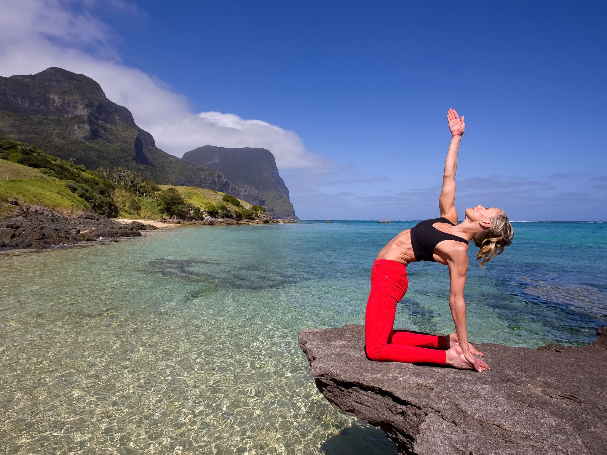 Wellness Week with Charlotte Dodson at Pinetrees Lord Howe Island - Accommodation Mt Buller