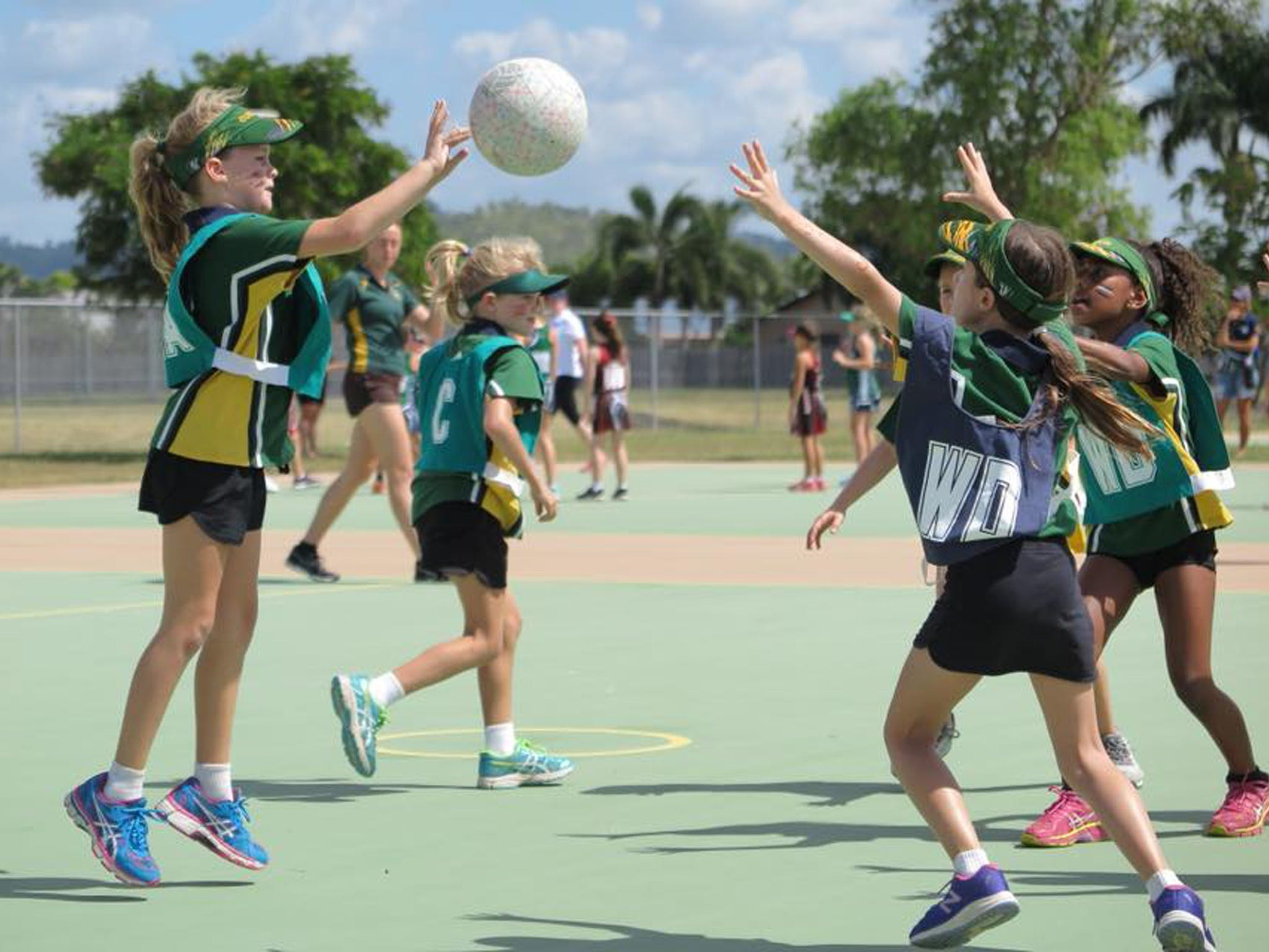 Burdekin Junior Netball Carnival - Accommodation Mt Buller