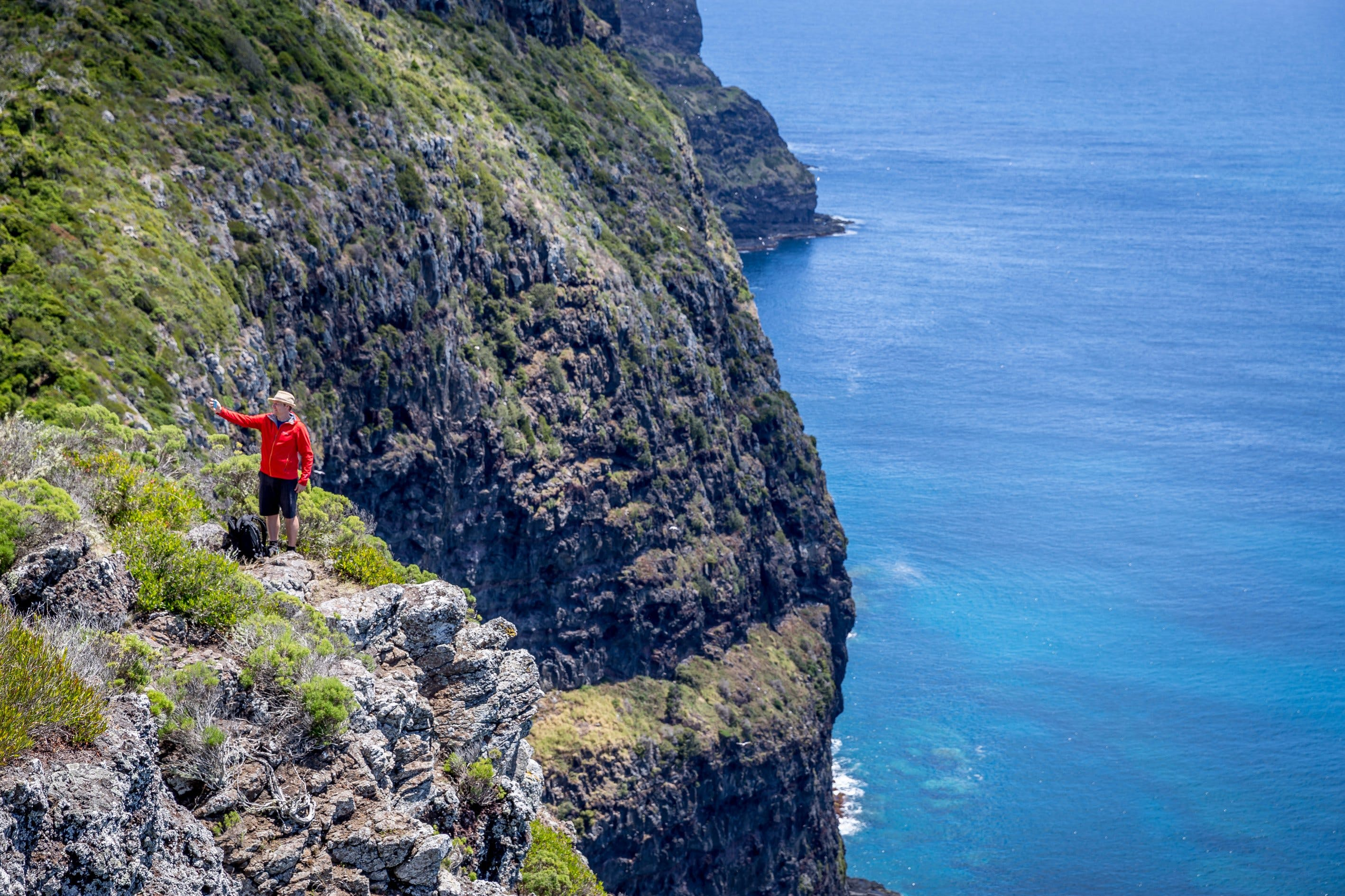 Seven Peaks Walk at Pinetrees Lord Howe Island - Accommodation Mt Buller