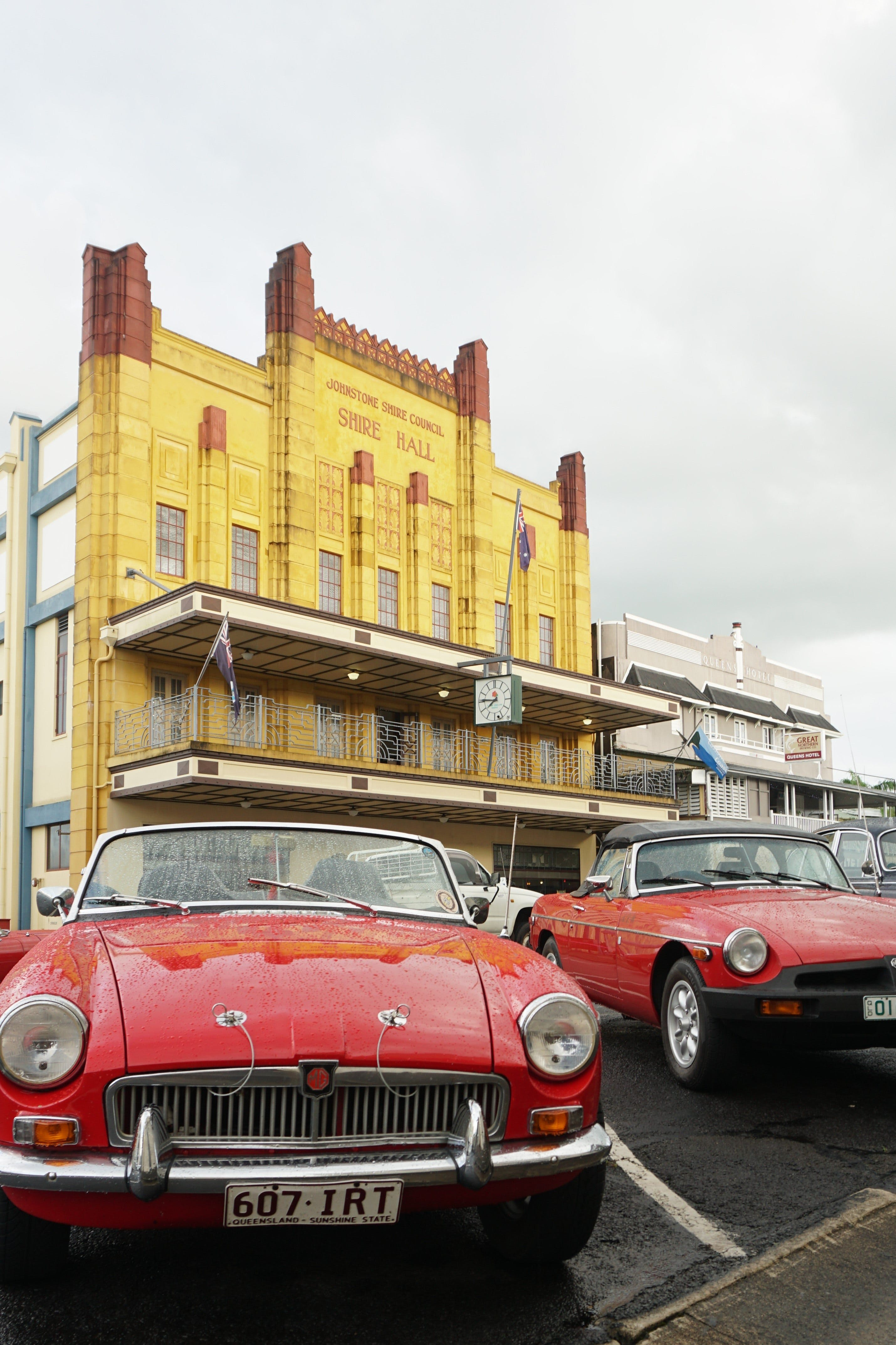 Tour de Cassowary - Classic Car Tour - Accommodation Mt Buller