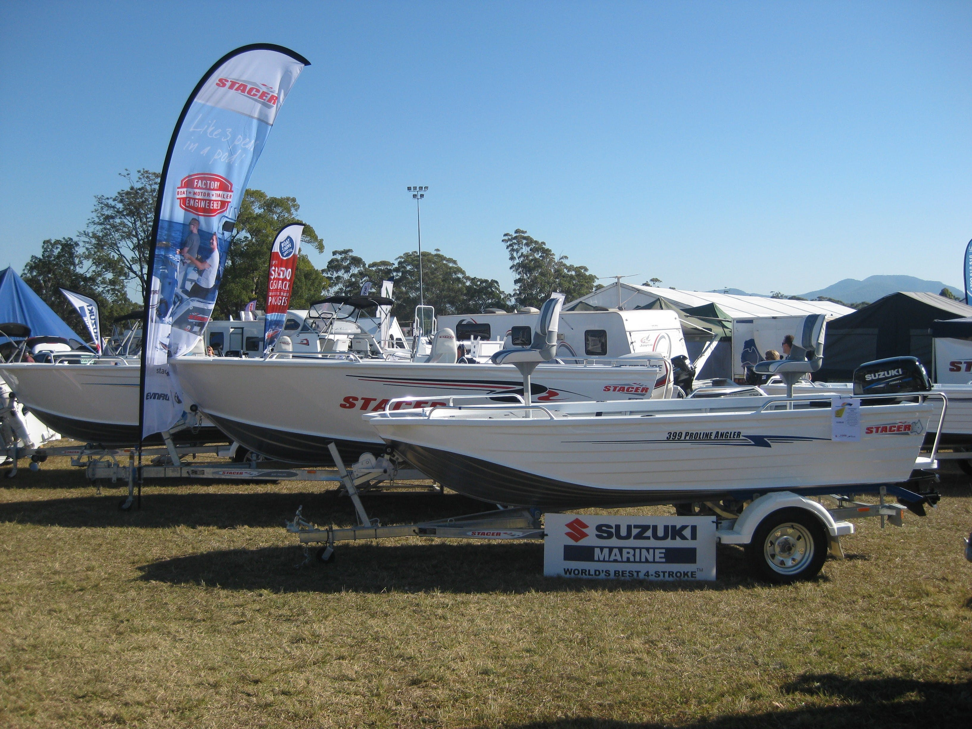 Mid North Coast Caravan Camping 4WD Fish and Boat Show - Accommodation Mt Buller