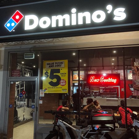 Domino's Pizza - Accommodation Mt Buller