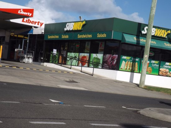 Subway Wonthaggi - Accommodation Mt Buller