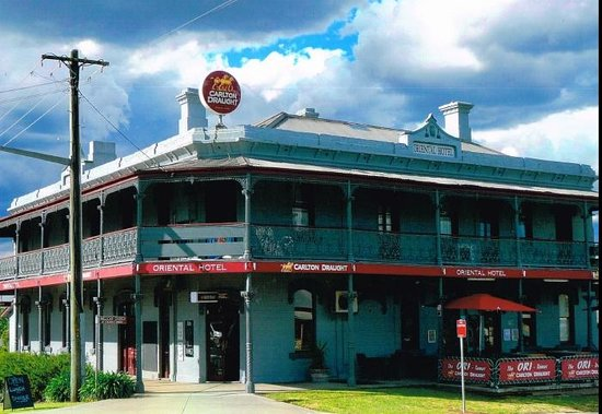 The Oriental Hotel Tumut - Accommodation Mt Buller