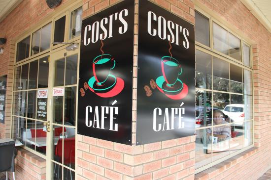 Cosis Cafe - Accommodation Mt Buller