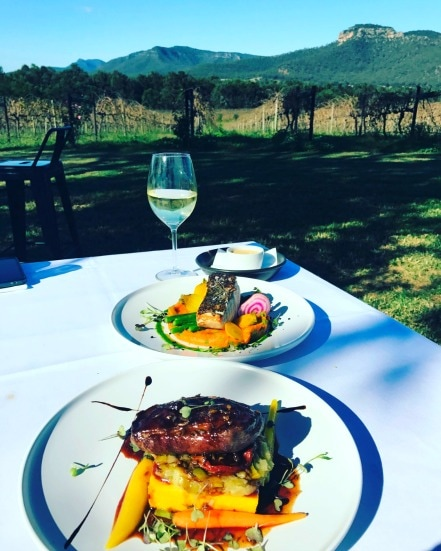 Mount Broke Wines Restaurant - Accommodation Mt Buller