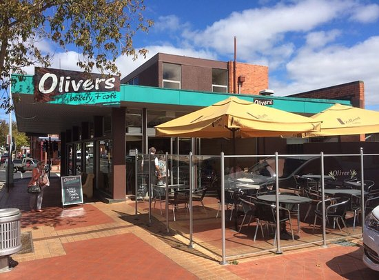 Olivers Bakery  Cafe - Accommodation Mt Buller