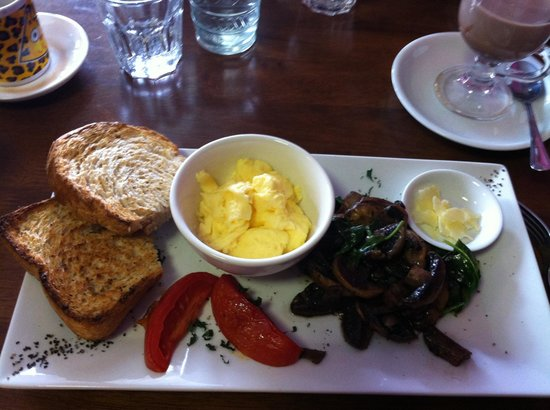 Cafe Portico - Accommodation Mt Buller